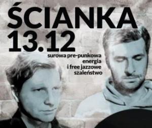 Ścianka w Krakowie, Magazyn Kultury, 13.12.2012, godz.20.00