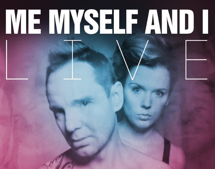 Me Myself And I - nowe daty koncertów