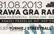 Vienio zagrał w Rawie Mazowieckiej 31.08.2013