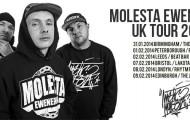 Molesta Ewenement na koncertach w Anglii!